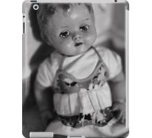 Broken doll p3 iPad Case/Skin