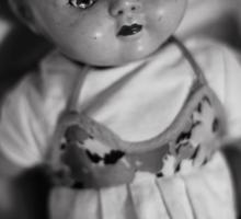 Broken doll p3 Sticker