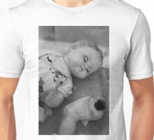 Broken doll p4 Unisex T-Shirt