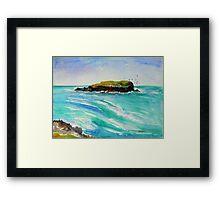 Cook Island #2 Framed Print