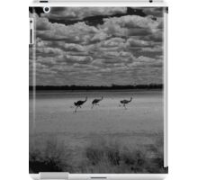 Fleet of feet iPad Case/Skin
