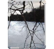 Sooo cold outside iPad Case/Skin