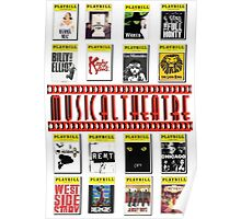 Musical Theatre! Poster