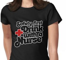 Safety FIRST Womens Fitted T-Shirt