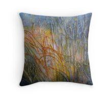 Grass Inspiration IV Throw Pillow