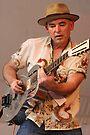 Dom Turner / The Backsliders by david gilliver