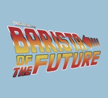 Barista of the future Baby Tee