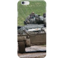 British Army Warrior Infantry Fighting Vehicle iPhone Case/Skin