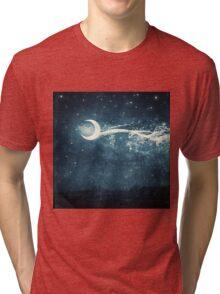 Moon River  Tri-blend T-Shirt
