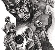 Sid Wilson Slipknot by Alleycatsgarden