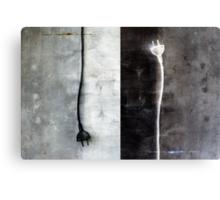 +/- Canvas Print