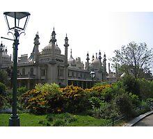 The Royal Pavilion Photographic Print