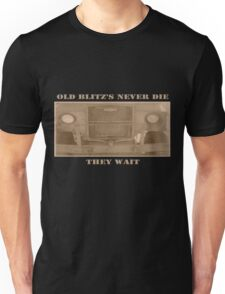 Blitz's never die Unisex T-Shirt