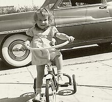 Happy on My First Tricycle by PhotosbyNan