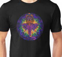 Ganesha Psychedelic Art Unisex T-Shirt