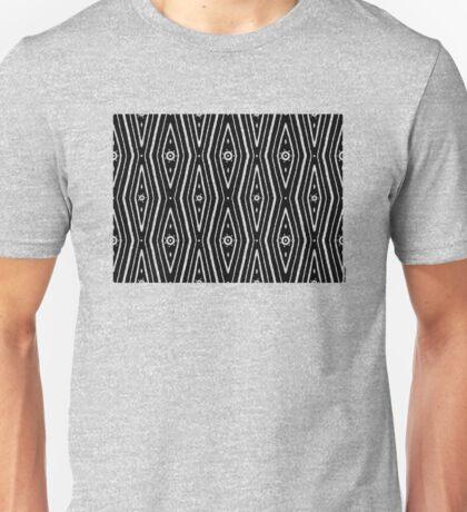 Bardi dancers / Back In Black - 3 Unisex T-Shirt