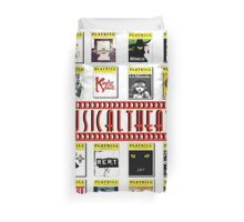 Musical Theatre Duvet Duvet Cover