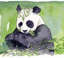The Giant Panda by Nina Rycroft
