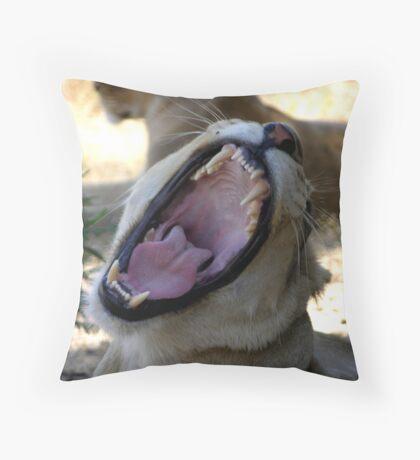 You're boring me! Throw Pillow