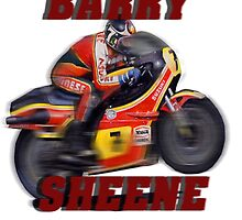 Barry Sheene by blob65
