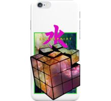 Mark of Space. iPhone Case/Skin