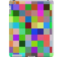 Every color is another moment in life iPad Case/Skin