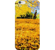 You and Me, Tree iPhone Case/Skin