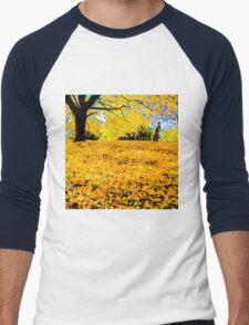 You and Me, Tree Men's Baseball ¾ T-Shirt