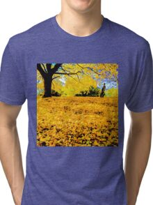 You and Me, Tree Tri-blend T-Shirt