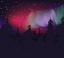 Aurora Boreal by AnnArtshock