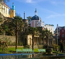 Portmeirion Grounds by Paul-M-W