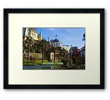 Portmeirion Grounds Framed Print