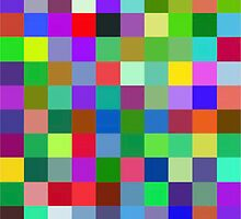 Color Squares 9 by RubenW