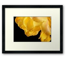 There's A Time..... Framed Print