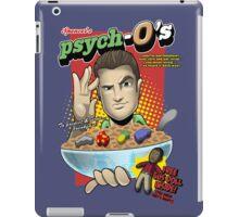 Psych-O's iPad Case/Skin