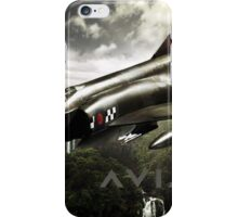 F-4 Phantom Fighter Jet iPhone Case/Skin