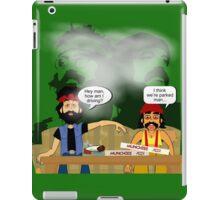 Cheech & Chong - How am I Driving? iPad Case/Skin