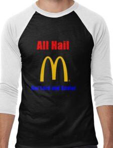 All Hail the big M Men's Baseball ¾ T-Shirt