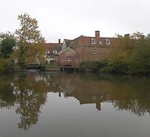 Flatford Mill October 2008 by neilpaxman