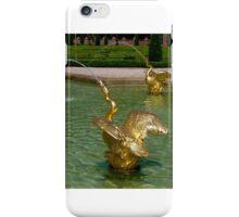 Palais het Loo fountain iPhone Case/Skin