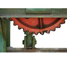 mechanical Photographic Print