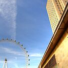 London Eye by PaulHealey