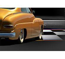 1950 Mercury Custom Sedan Photographic Print
