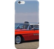 1963 Ford Thunderbird iPhone Case/Skin