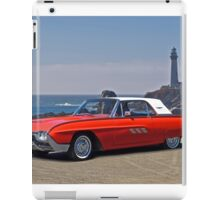 1963 Ford Thunderbird iPad Case/Skin