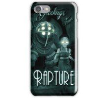 Bioshock - Greetings from Rapture iPhone Case/Skin