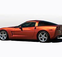 2005 Chevrolet Corvette 'Red Line' Coupe by DaveKoontz