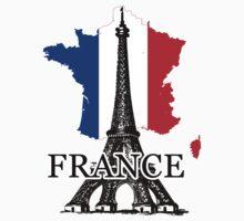 france paris T-Shirt