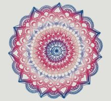 Ocean Sunset Mandala T-Shirt