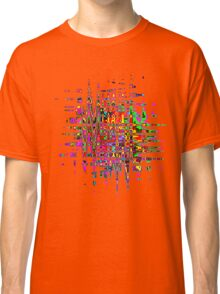 Abstract colorful tee Classic T-Shirt